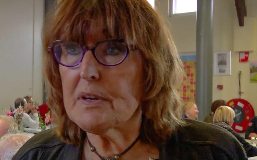 Videoverslag RTV Dordrecht van Wereld Armoede Dag