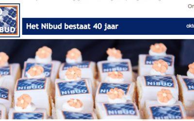 NIBUD bestaat 40 jaar: DE vraagbaak op het gebied van geld