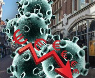 Van coronavirus naar financiële crisis