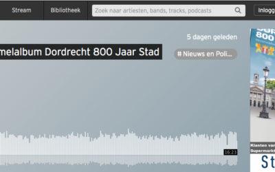 'Verzamelen plakplaatjes album Dordrecht 800 jaar stad voor alle Dordtenaren mogelijk'